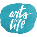 Blue Arts for Life Logo