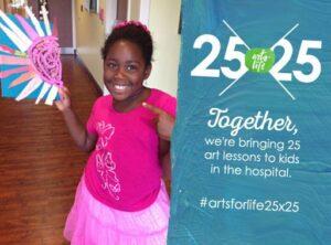 25X25 Fundraising Challenge