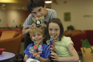 Liam, Austin, and Jordan