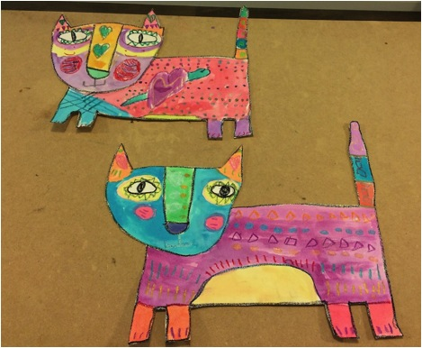Crazy Kitties by Cadence