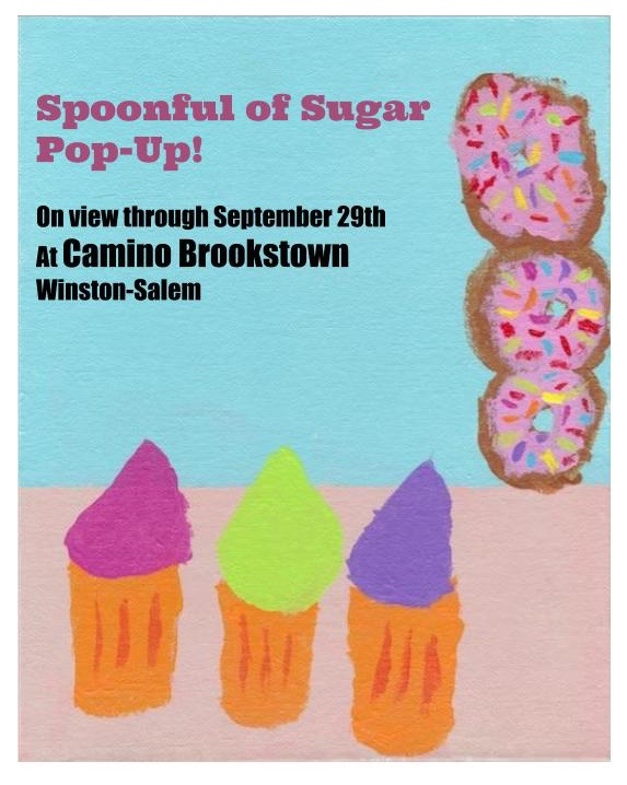 Spoonful pop up
