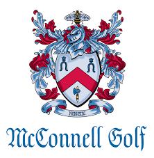 mcconnell Golf logo