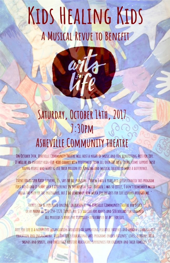 Arts for Life Poster (1)